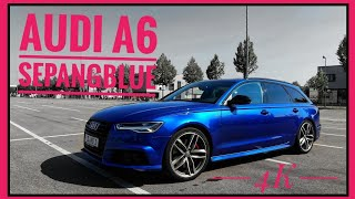 Audi A6 Avant Sepangblue Competition