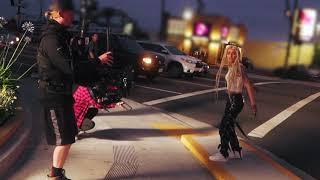 "Behind The Scenes Of Zhavia's ""17"" Music Video"