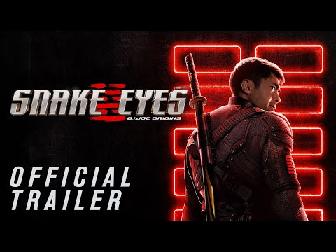 Snake Eyes – Il trailer ufficiale