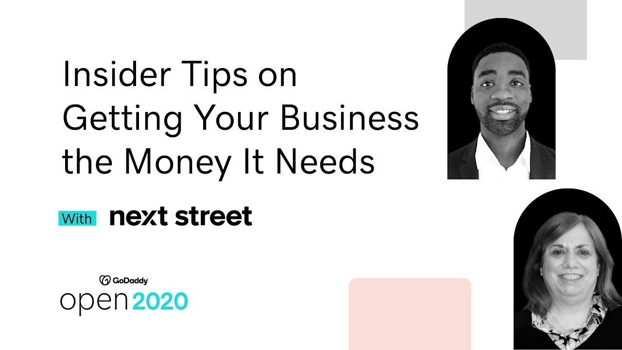 GoDaddy Open 2020|Service Financing with Next Street thumbnail