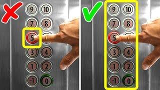 Единственный Способ Спастись из Сломанного Лифта