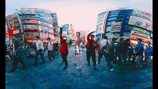 Satellite Young - Break! Break! Tic! Tac! (Official 360 Video)