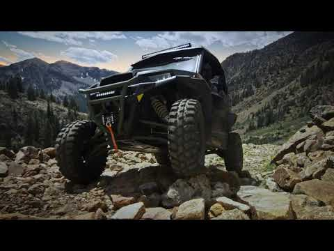 2021 Polaris General XP 4 1000 Factory Custom Edition in Olean, New York - Video 1