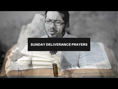 ALL ROUND DELIVERANCE PRAYERS TO SET YOU FREE BY EVANGELIST GABRIEL FERNANDES
