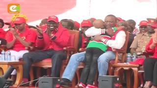 Uwanja wa Kasarani washeheni shamra shamra za Jubilee