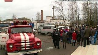 Подразделения МЧС были вызваны сегодня в поселок Пролетарий Новгородского района