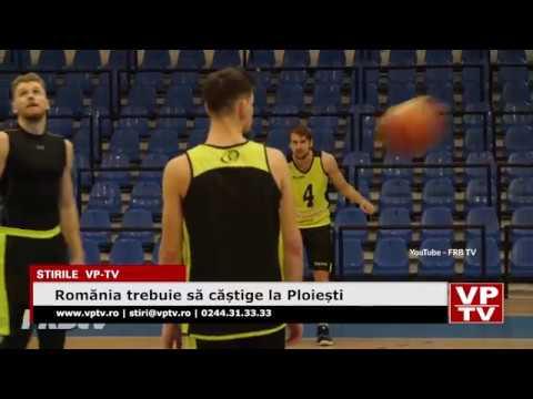 România trebuie să câștige la Ploiești
