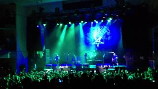 Earth On Hell - Anthrax  - BOGOTAFEST 2012