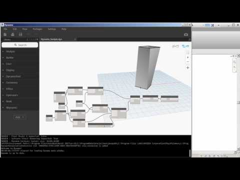 Revit 2017 - Built in Dynamo