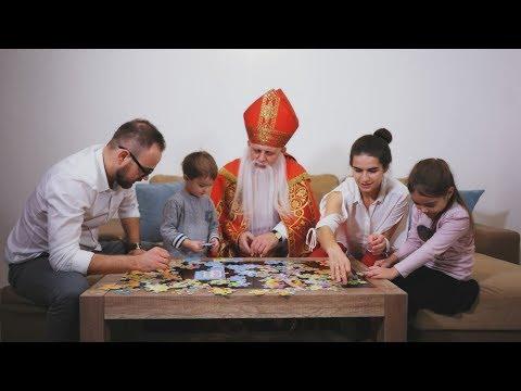 O dobrym Świętym (Mikołaju) - Orszak Świętego Mikołaja 2018