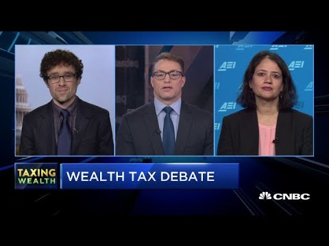 Watch two policy experts debate the merits of a wealth tax