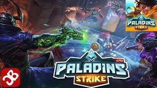 Paladins Strike (By Hi-Rez Studios) - iOS/Android - Gameplay Video