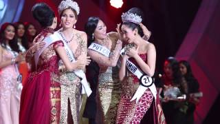 Miss Universe Gabriela Isler visit to Indonesia
