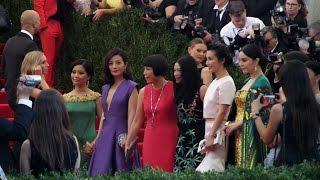 Fan Bingbing, Rain, and Kris Wu steal the spotlight at the 2015 Met Gala