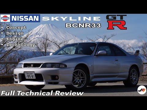 Skyline R33 GT-R, So Much More Than a Boat | In-Depth Review |JDM Masters