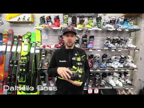 Dalbello Boss 2016 ski boot review