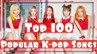 [TOP 100] MOST POPULAR K-POP SONGS OF 2016 (OCTOBER)