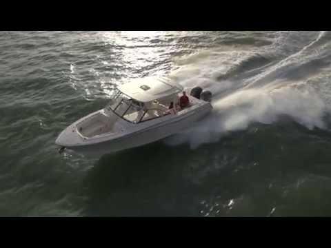Grady-White Freedom 307 video