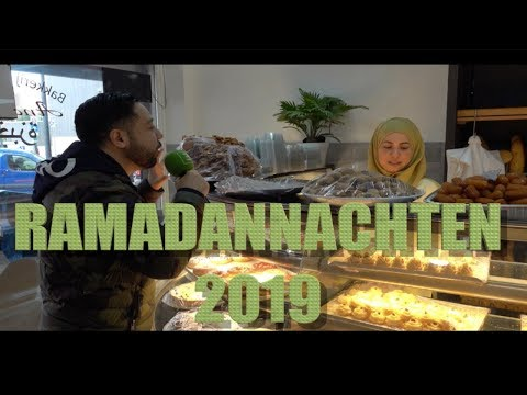 Salaheddine: RAMADANNACHTEN 2019 - AFL 2