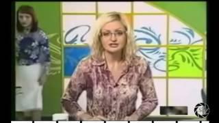 приколы Телеприколы ведущие телепередач тупят)))