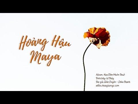 Hoàng hậu Maya
