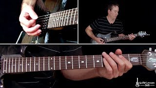 I Believe In A Thing Called Love Guitar Lesson (Chords/Rhythms) - The Darkness