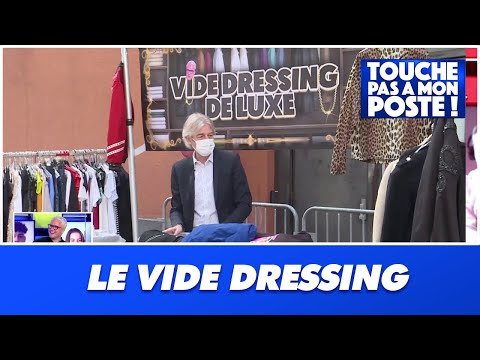 Le vide dressing de Guillaume Genton !