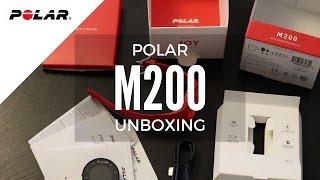 Polar M200 Unboxing [deutsch]