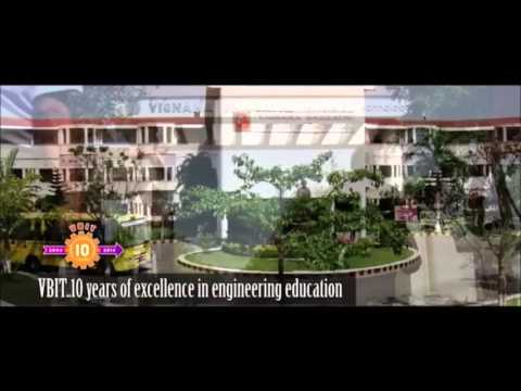 Vignana Bharathi Institute of Technology video cover1