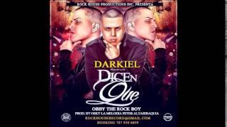 Dicen Que (Audio) - Darkiel (Video)