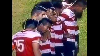 Adu Penalti Madura United Vs Arema Cronus