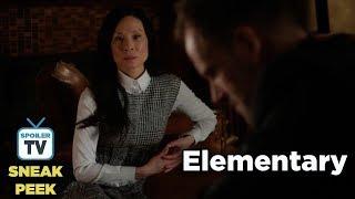 """Sneak peek 1 6.12 """"Elementary"""" - CBS"""
