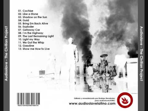 Audioslave ~ We Got the Whip (Civilian Project Demo)
