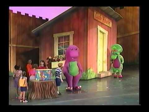 barney y sus amigos en vivo en nueva york spanish parte 1