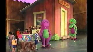 Barney y sus Amigos en VIVO en Nueva York (Spanish) Parte 1   ESPANOL