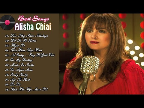 Top Alisha Chinai Songs | Hits of Alisha China | Alisha Chinai Bollywood Songs | Hindi Old Songs