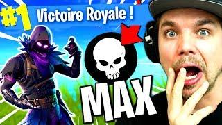 FAIRE UN MAX DE KILL EN 1H sur Fortnite: Battle Royale !!
