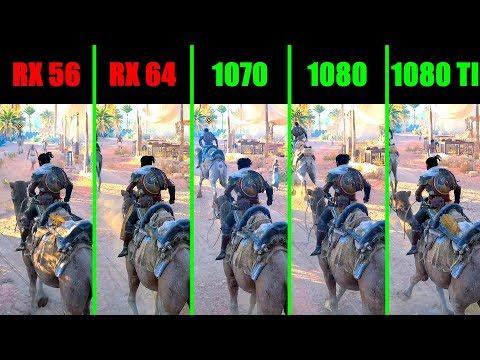 Assassins Creed Origins Walkthrough - Pc GTX 1080 TI Vs AMD