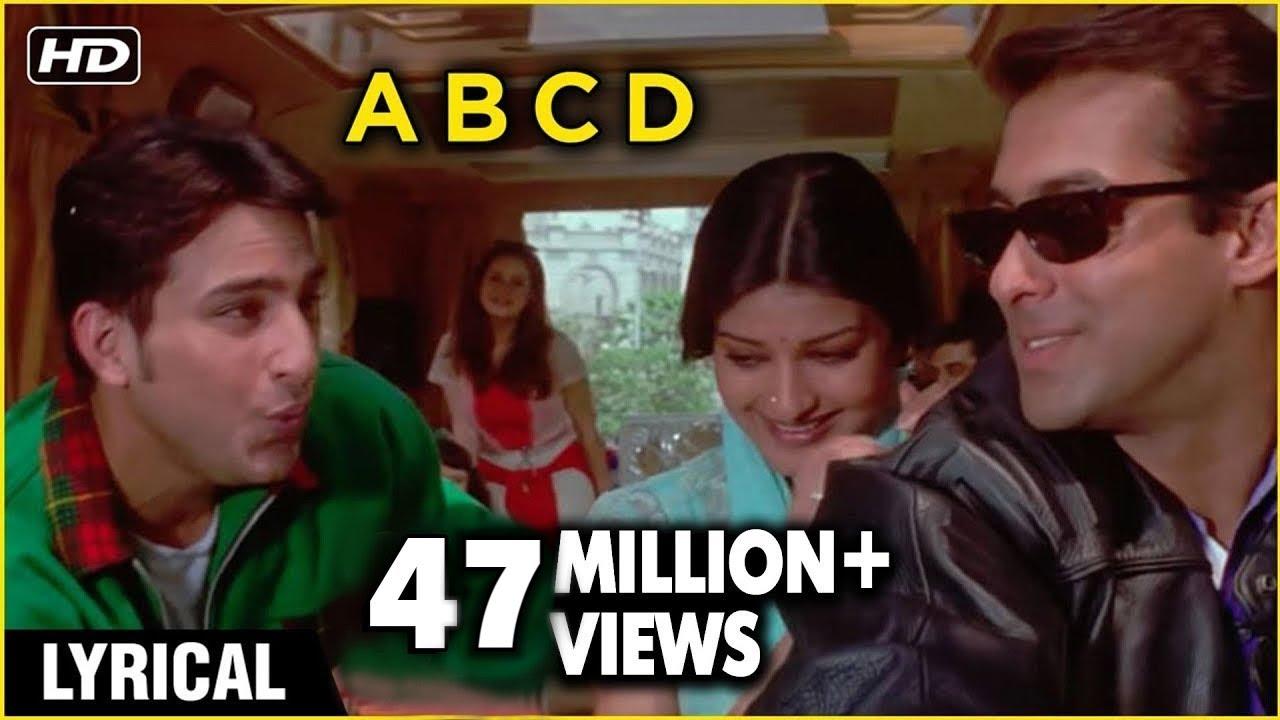 A B C D - Shankar Mahadevan & Udit Narayan - Ram Laxman Songs - Udit Narayan, Shankar Mahadevan, Saif Ali Khan, Hema Sardesai, Hariharan Lyrics In Hindi