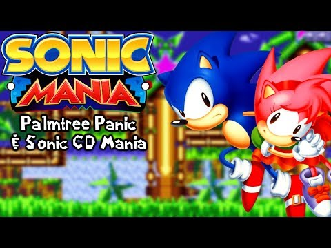 Download Sonic Mania Mods Palmtree Panic Video 3GP Mp4 FLV HD Mp3