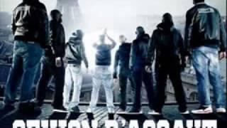 Sexion D'assaut Paris Va Bien !.flv