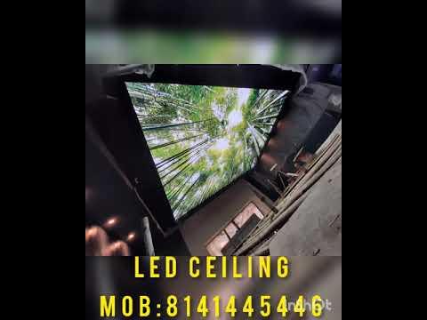 Waterproof Luxceil Stretch Ceiling