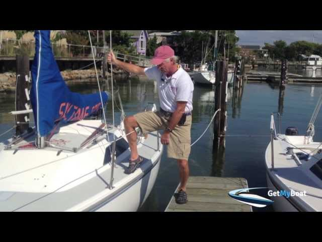 Boating Tips & Tutorials: Properly Board a Boat