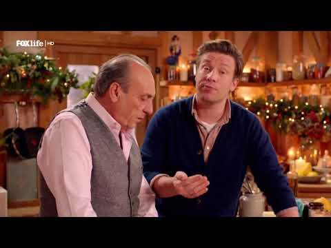 Джейми Оливер ночь перед Рождеством