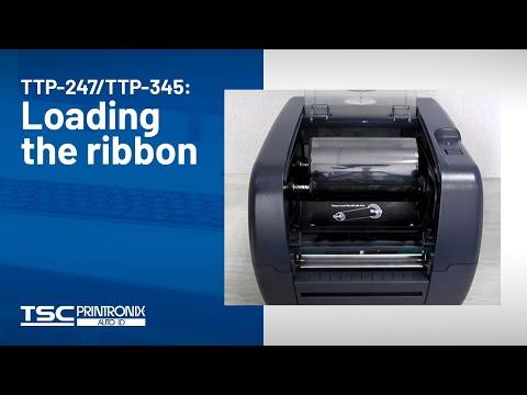 TSC TDP 247 Series Direct Thermal Printer