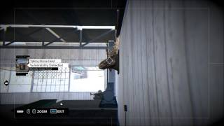Watch Dogs - Talking Moose Head