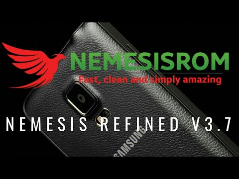 NEMESIS REFINED V3 5 for Note 4 N910C/H/U - игровое видео