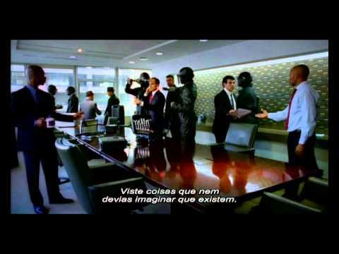 """Trailer """"Os Agentes do Destino"""" - legendado Português"""