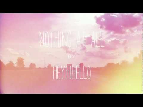 Nothing At All /// PROMO