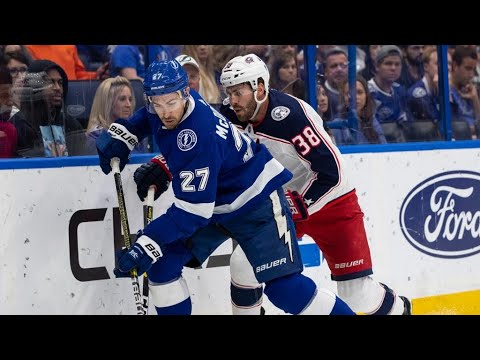 Tampa Bay Lightning vs Columbus Blue Jackets| Round 1, Game 1 Full Highlights| 08/11/2020